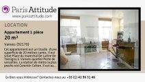 Appartement Studio à louer - Porte de Versailles, Vanves - Ref. 3735