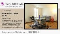 Appartement Studio à louer - Canal St Martin, Paris - Ref. 8208