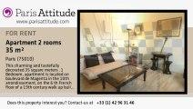 1 Bedroom Apartment for rent - Gare de l'Est/Gare du Nord, Paris - Ref. 7753