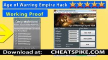 Age of Warring Empire Hack 9999999 Resources For iOS *Updated Age of Warring Empire Cheat *