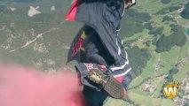Le Top 10 des plus gros sauts en 2013... En voiture, moto, ski, parachute... Merci RED BULL