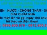 tho chong tham dot nha tai quan 3 tphcm,0837431165