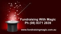 Fundraising Adelaide - Fundraising Ideas - Fundraisers Adelaide - Magician Adelaide