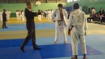 Thomas  ( judo) : Victoire au Criterium cadets du 92 le 19/10/2013