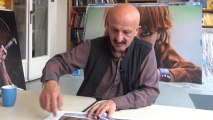 Interview du photographe Reza