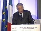 [ARCHIVE] Conseil national éducation-économie : discours de Jean-Marc Ayrault, Premier ministre