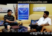Exclusive Interview Of Former State Minister Ehsanul Haque Milon With Shaifur Rahman Sagar  Bywww. eurobdnewsonline.com