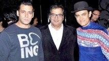 Bollywood Celebs at Subhash Ghai's Birthday