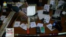 Diabolik finisce in manette, arrestato dopo un mese Fabrizio Piscitelli il capo ultra della Lazio