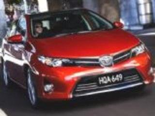Toyota 885 Bin Aracını Geri Çağırıyor