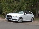 Essai Audi A3 Sportback 1.4 TSi 140 COD Ambition Luxe