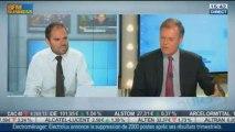 Focus sur Gemalto et sa stratégie d'avenir: Olivier Piou et Olivier Johanet, dans Intégrale Bourse - 25/10 1/2