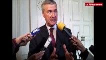 Ecotaxe. Le préfet de région Bretagne regrette le boycott des négociations par le collectif