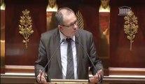 Intervention en séance publique D Robiliard sur le PLFSS 2014