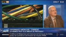 BFM Story: NSA: la crédibilité de l'espionnage américain, qui a touché 35 dirigeants? - 25/10