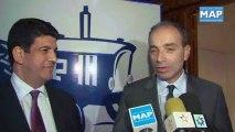 بكوري يتباحث بالرباط مع الأمين العام لحزب الاتحاد من أجل حركة شعبية
