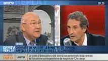 BFMTV Replay: Chômage en hausse: Sapin appelle à plus d'optimisme et de confiance - 25/10