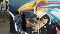 Saint-Brieuc. Cité Rap : culture urbaine et populaire