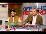 Establishment approves Drone Attacks. Rauf Kalasera Blasts on Haroon Rasheed over his favourtism