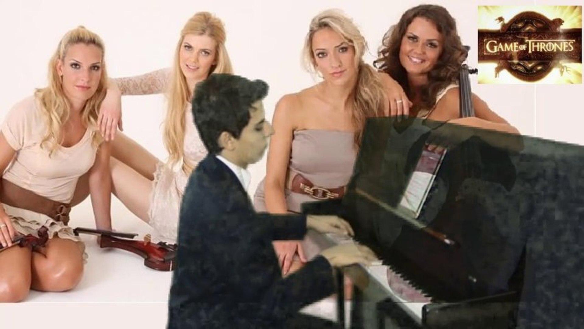 Game of Thrones Taht Oyunu Orjinal Film Müziği Piyano Orkestra YouTube Senfoni Dizi Keman Çello Yayl