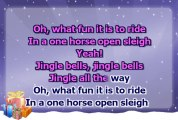 Christmas carol - Jingle bells - slow - with a melody