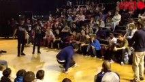 """Battle de danses hip-hop - Le combat est """"fraternel"""""""
