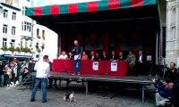 Concours du plus beau chien Zinneke de Bruxelles