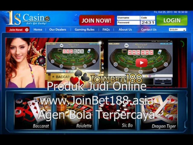Judi Online Indonesia Terpercaya Joinasia