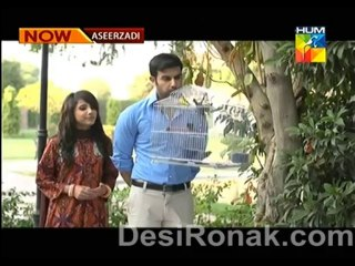 Aseer Zadi - Episode 11 - October 26, 2013 - Part 1