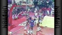 Le premier match en NBA de Michael Jordan