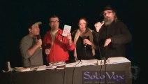 SoloVox poésie musique slam - 33 - Josiane L Perreault - DUEL-TRUEL Poétique