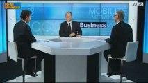 L'actualité IT de la semaine: Frédéric Boutier et Laurent Bellefin, dans 01Business - 26/10 2/4