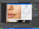 How To Put Glamour Skin Glow Effect : Adobe Photoshop Tutorial