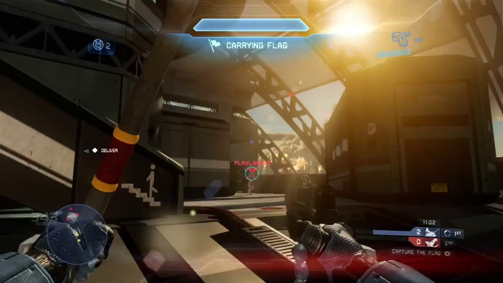 Halo 4 Majestic Map Pack Strategy Landfall Trailer Video Dailymotion
