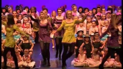 Spectacle Ecole de Danse de Cambrai - Sylvie Barret - Illusion 2013 - Partie 3
