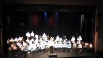 l'union musicale St Maixentaise et les copains du marais