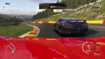 Forza Motorsport 5 - Spa-Francorchamps Direct Feed Video