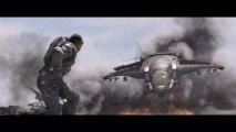 "Chris Evans, Scarlett Johansson In ""Captain America: The Winter Soldier"" First Trailer"