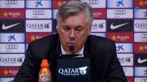 "Ancelotti: ""El penalti me parece muy claro"""
