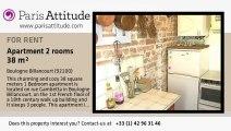 1 Bedroom Apartment for rent - Neuilly sur Seine, Boulogne Billancourt - Ref. 3672