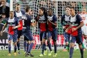 AS Saint-Etienne (ASSE) - Paris Saint-Germain (PSG) Le résumé du match (11ème journée) - 2013/2014