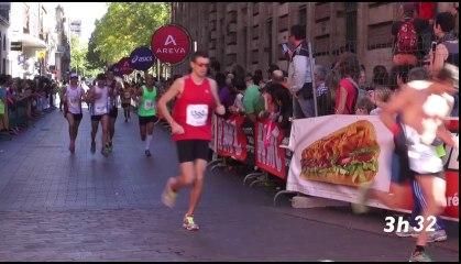 Marathon de Toulouse Métropole - 3h à 4h