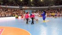 Fin de match FENIX Toulouse HB - Sélestat Alsace HB