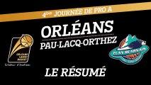 Le Résumé - J04 - Orléans reçoit Pau-Lacq-Orthez