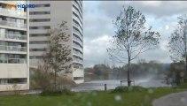 Liveblog: Herfststorm trekt over Groningen - RTV Noord