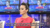 Christians who accept our Prophet (saas) will be Christians who follow Muhammad