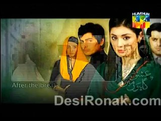 Ishq Hamari Galiyon Mein - Episode 43 - October 28, 2013 - Part 1