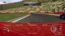 Forza Motorsport 5 - Extrait sur Spa-Francorchamps