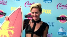 Miley Cyrus révèle qu'elle vit le meilleur moment de sa vie