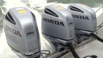Honda BF250 Outboard Engine - 250 hp boat motor